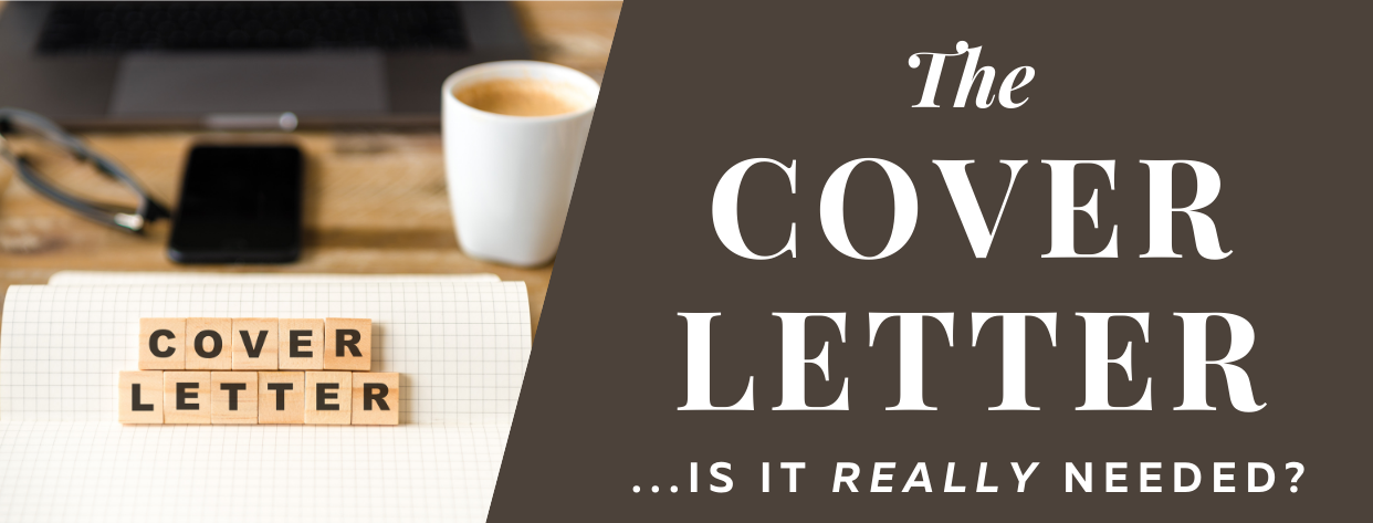 The Importance Of A Cover Letter Coastal Employment